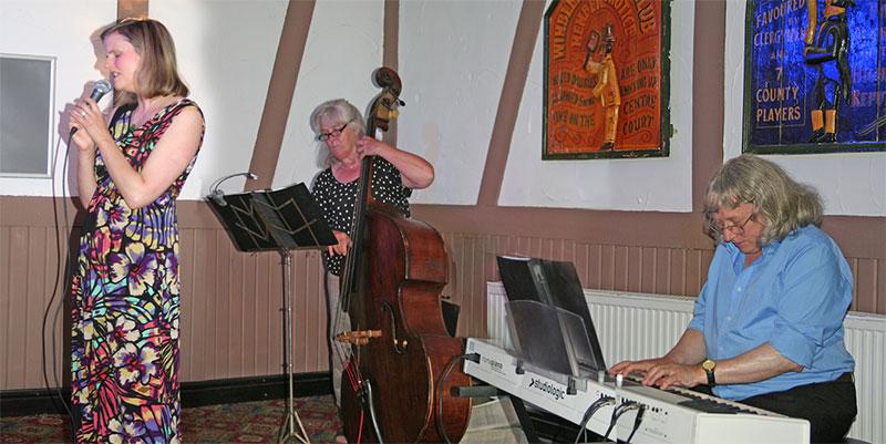 Laura Collins Trio