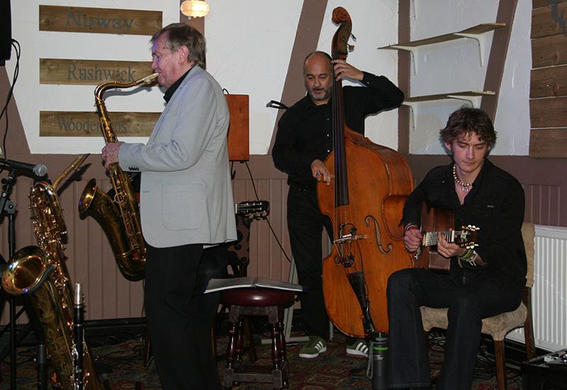 John Hallam & Remi Harris Trio