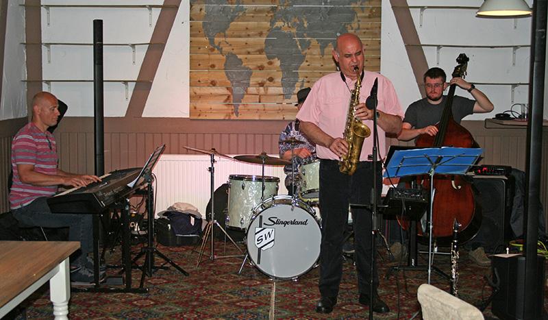 Zoltan Sagi Quartet