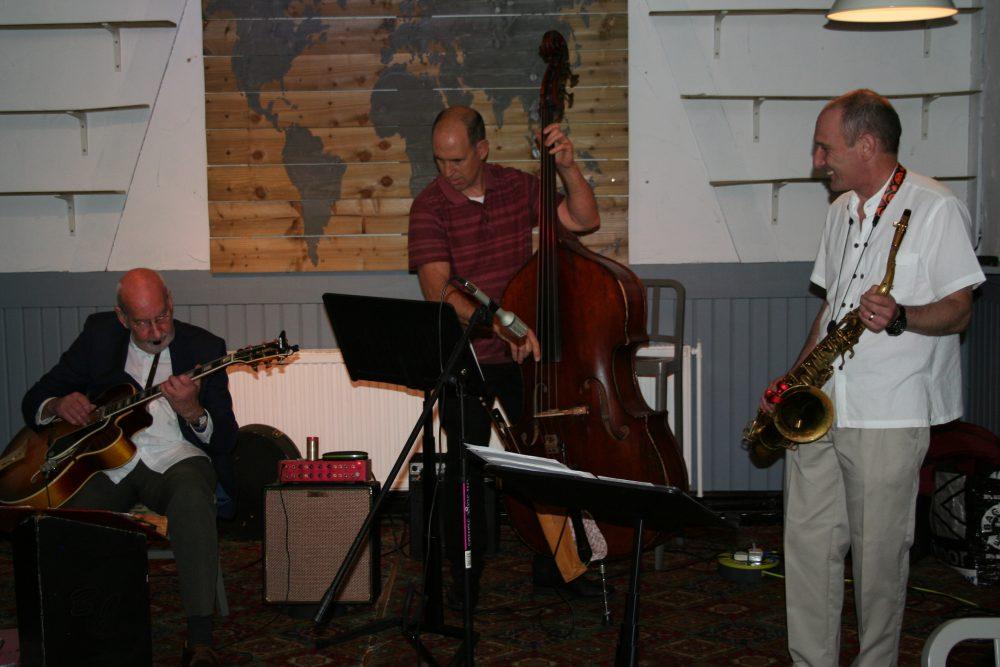 Roy Sainsbury Trio