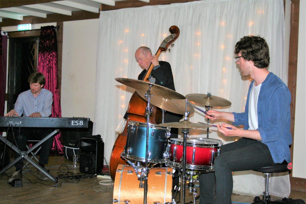 Clive Morton Trio