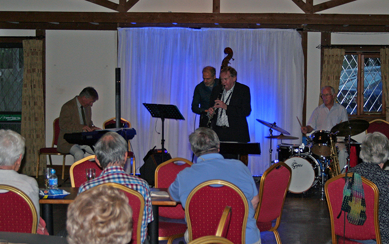John Hallam & Rod Kelly Trio