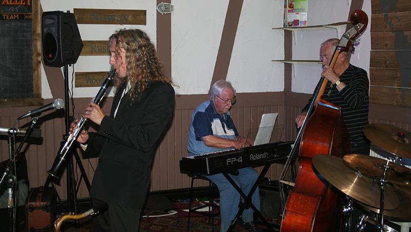 Julian Stringle Quartet