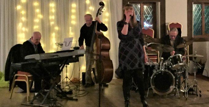 Catjherine Sykes Quartet