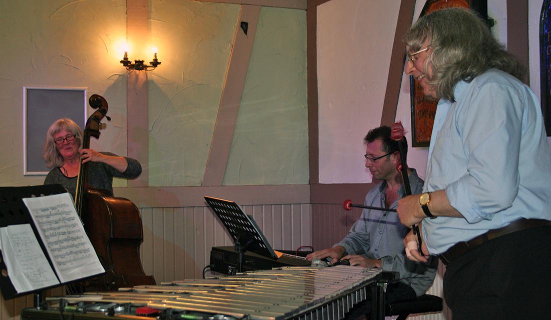 Paul Sawtell Vibes Trio