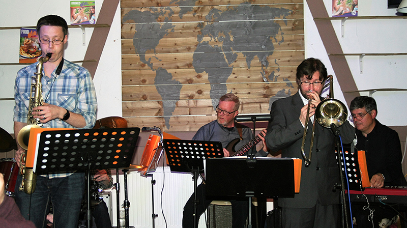 Richard Baker Quintet