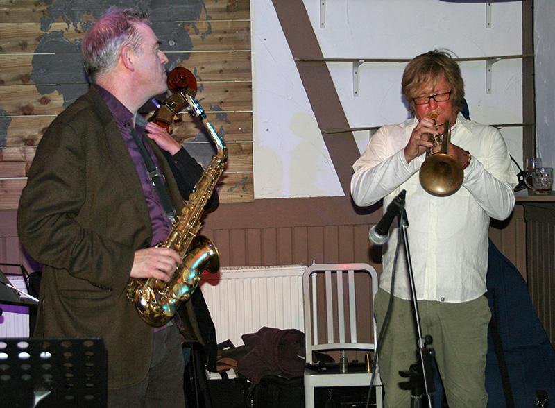 Chris Gumbley & Bryan Corbett Quartet